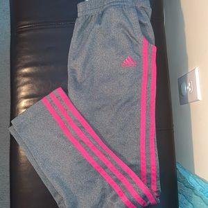 Girl's Adidas pants